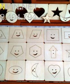 Bộ sưu tập 15 hình dạng cảm xúc